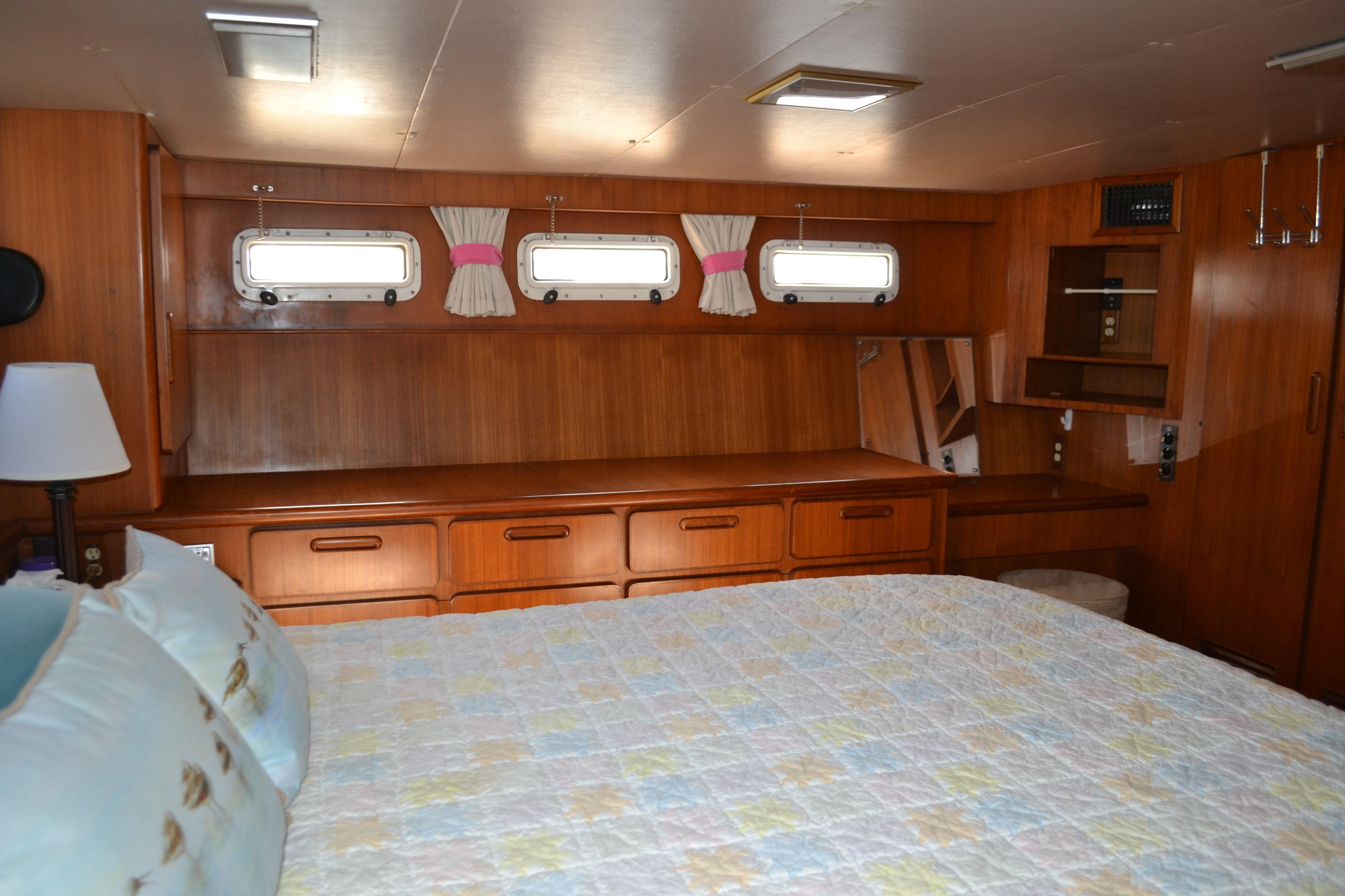Jefferson Marquessa 52 Extended Deckhouse - Photo: #75