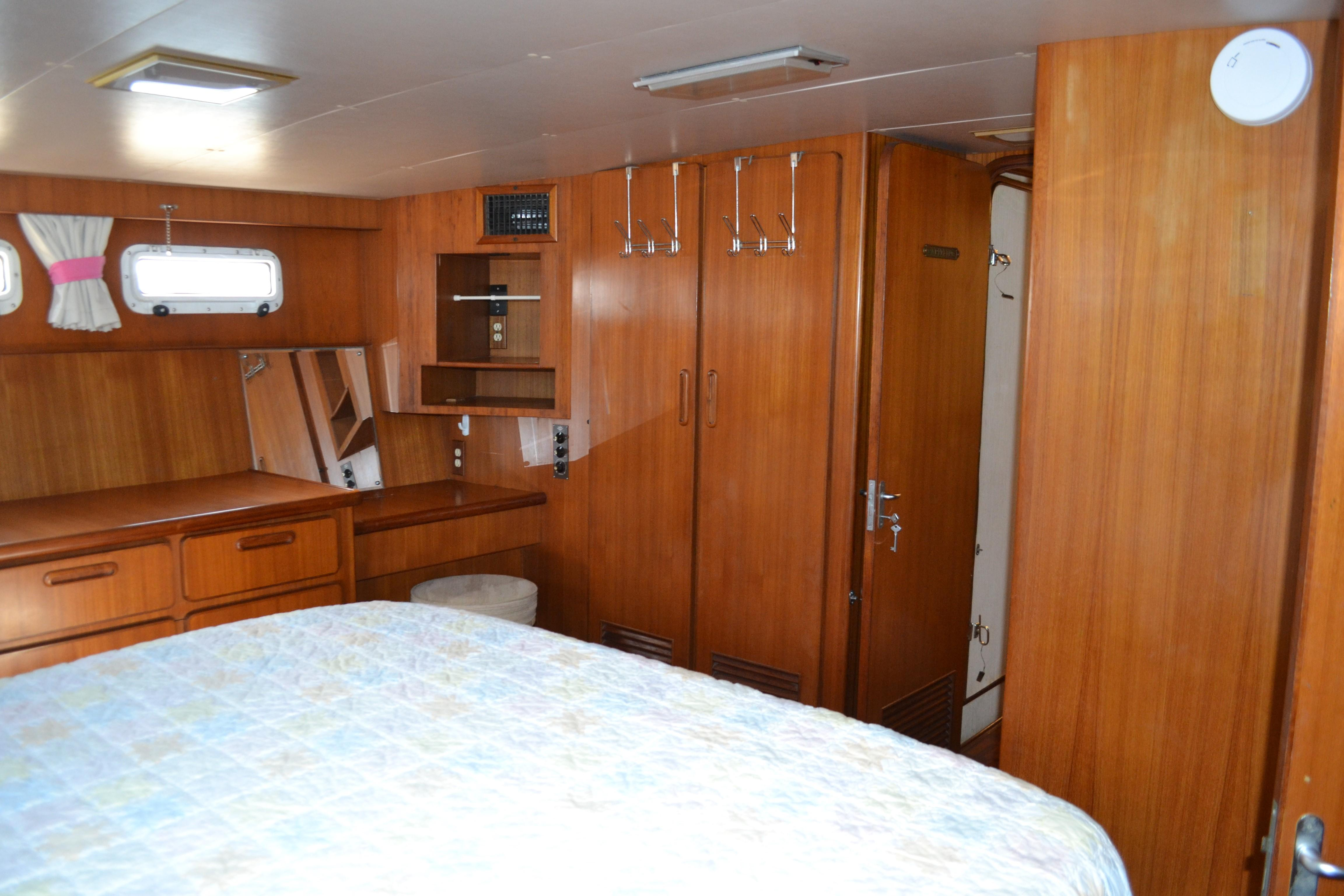 Jefferson Marquessa 52 Extended Deckhouse - Photo: #76