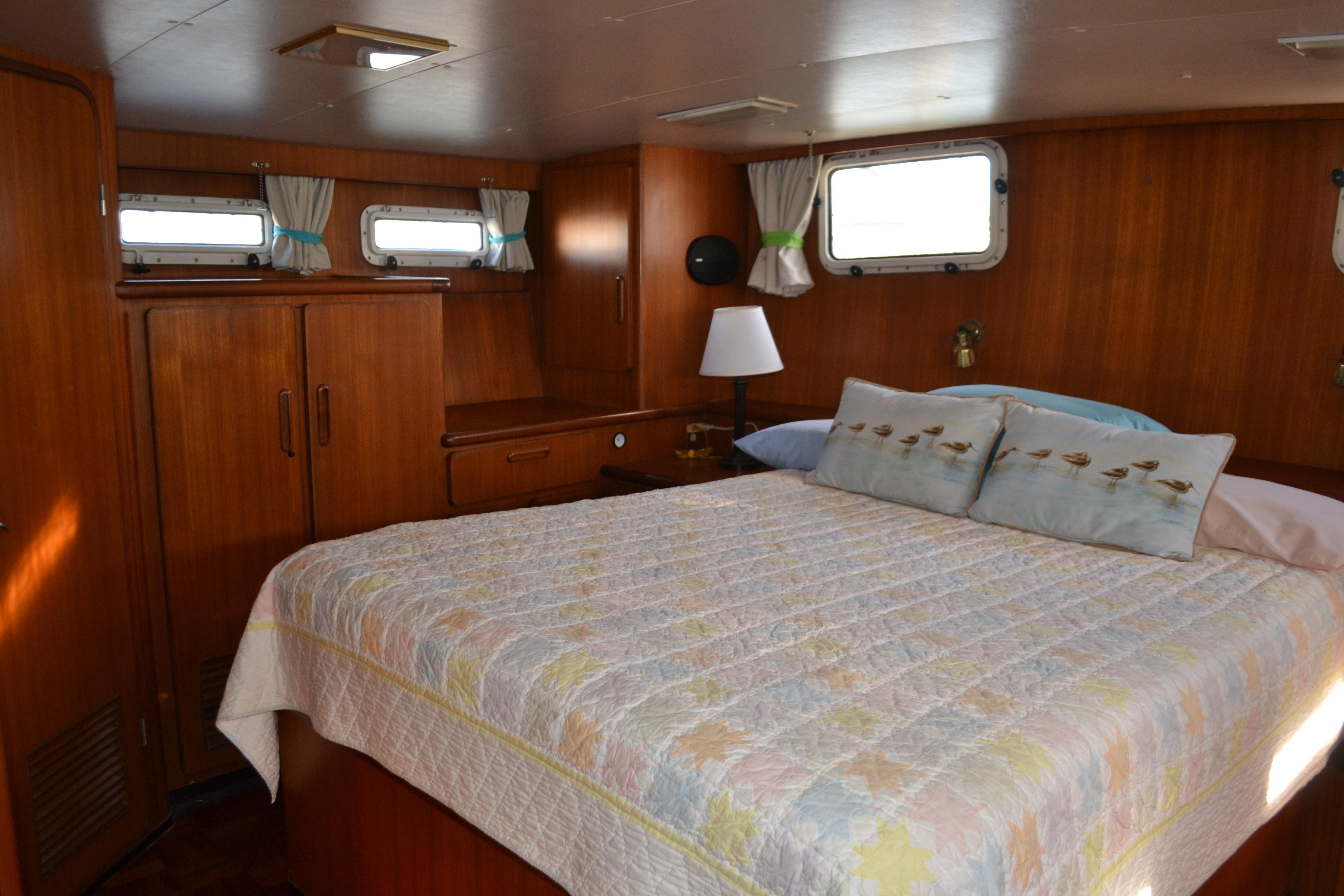 Jefferson Marquessa 52 Extended Deckhouse - Photo: #82