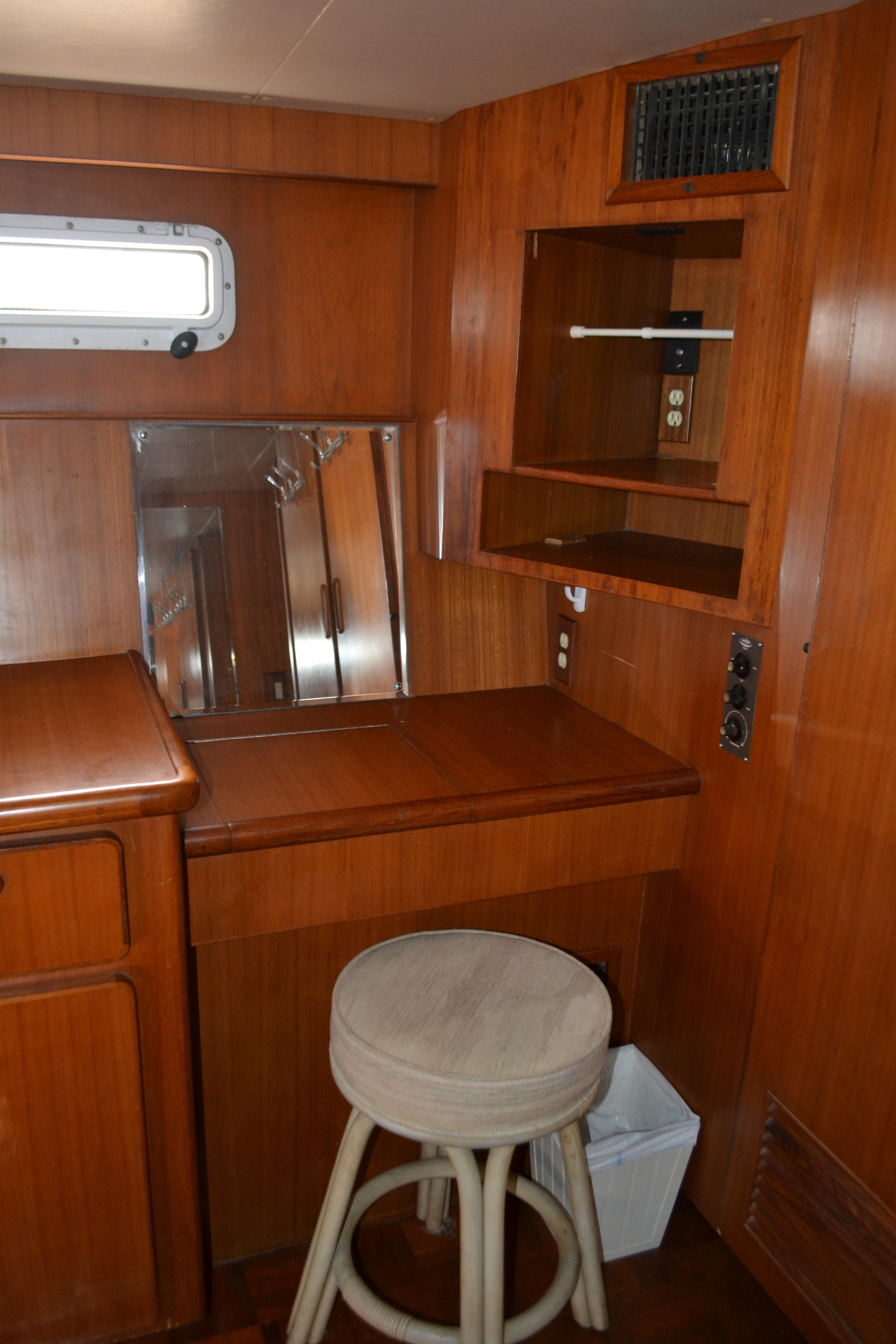 Jefferson Marquessa 52 Extended Deckhouse - Photo: #78