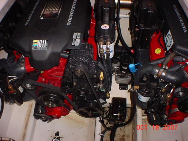 Twin Volvo OSI-XDP