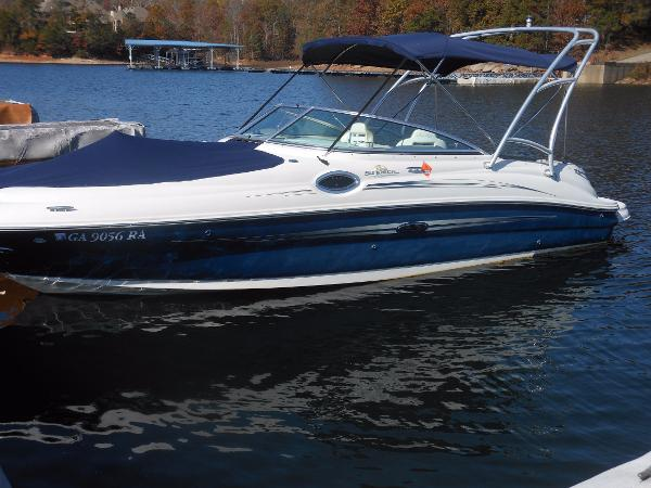 2007 SEA RAY 240 SD for sale