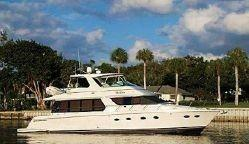 57 ft Carver Voyager Pilothouse