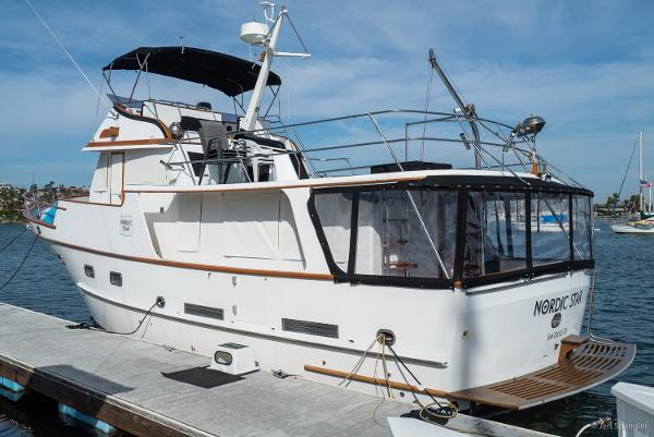 Picture Of:  49' DeFever 49 Pilothouse 1983Yacht For Sale | 2 of 48