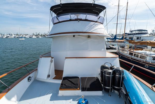 Picture Of:  49' DeFever 49 Pilothouse 1983Yacht For Sale | 3 of 48