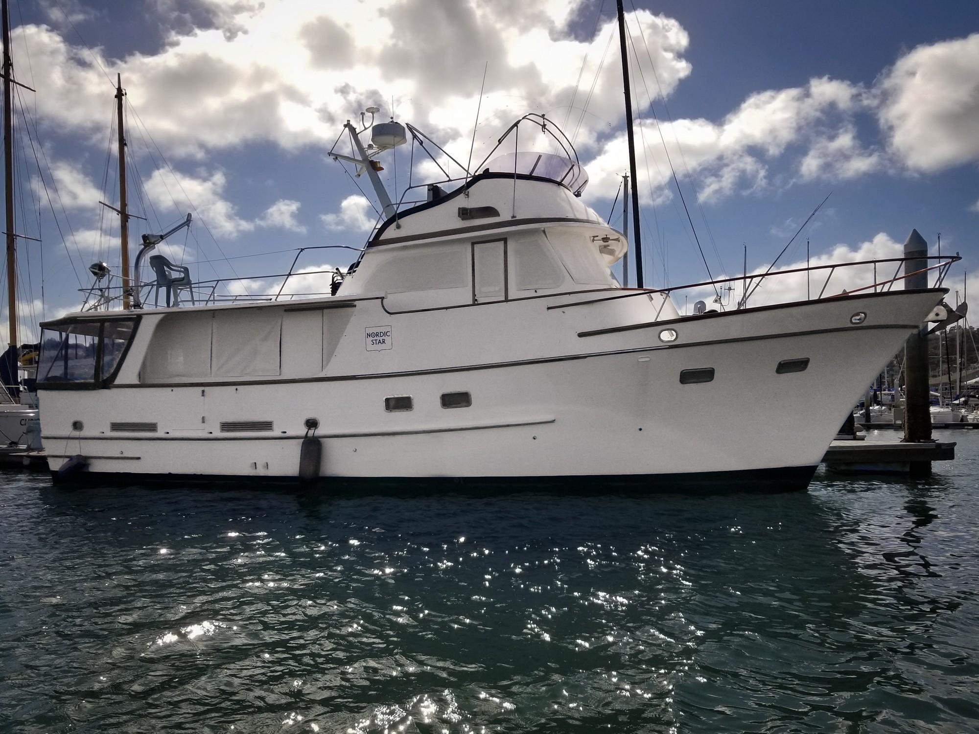Picture Of:  49' DeFever 49 Pilothouse 1983Yacht For Sale | 48