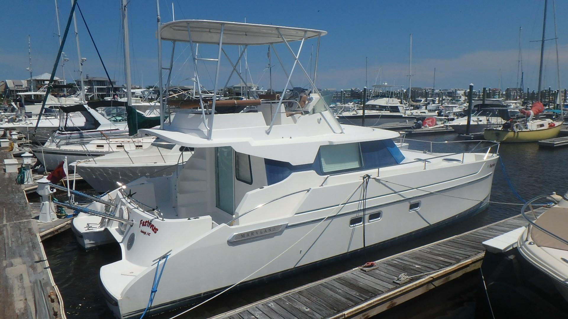 Fountaine Pajot Maryland 37 - Photo: #6