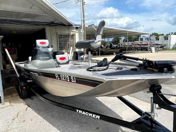 2015 TRACKER BOATS PRO 170 for sale