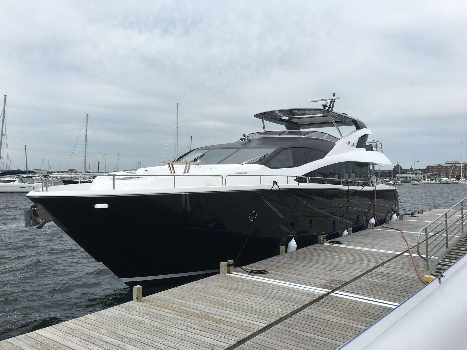 86 ft Sunseeker 86 Yacht