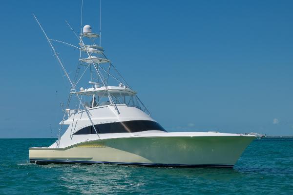 2008 62' Titan Custom Sportfish, Custom Carolina