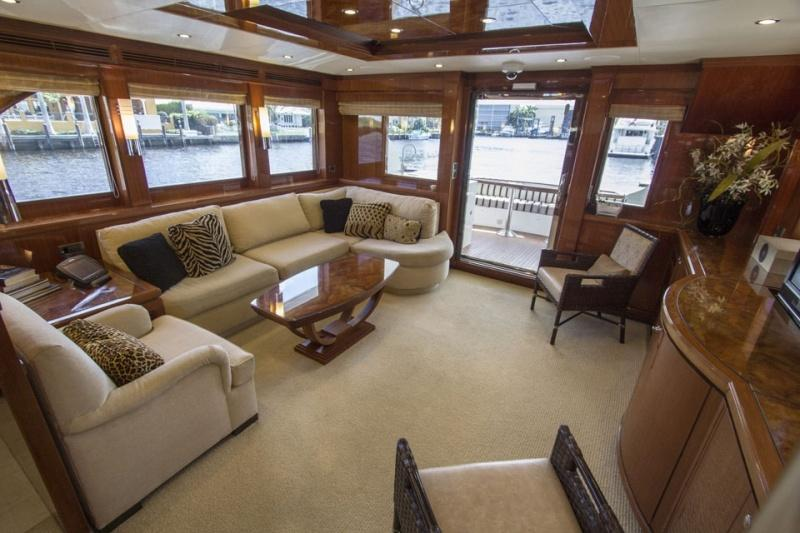 Picture Of:  68' Ocean Alexander Motor Yacht 2010Yacht For Sale | 38