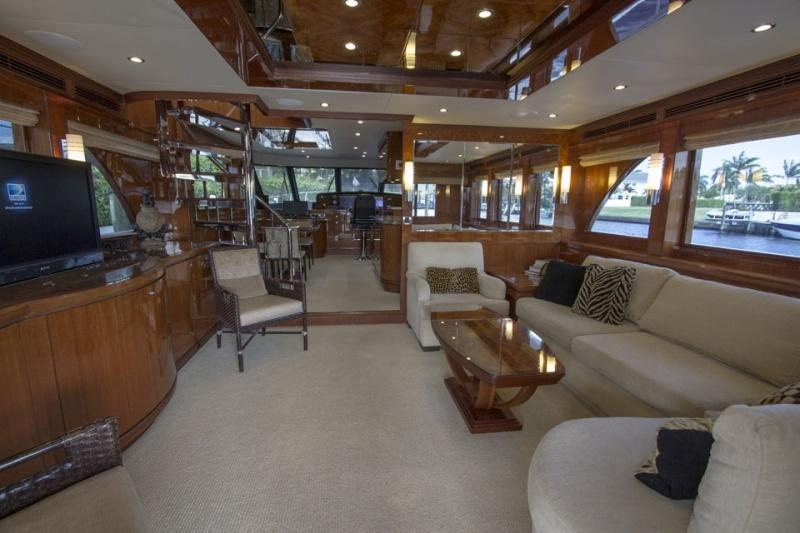 Picture Of:  68' Ocean Alexander Motor Yacht 2010Yacht For Sale | 4 of 38