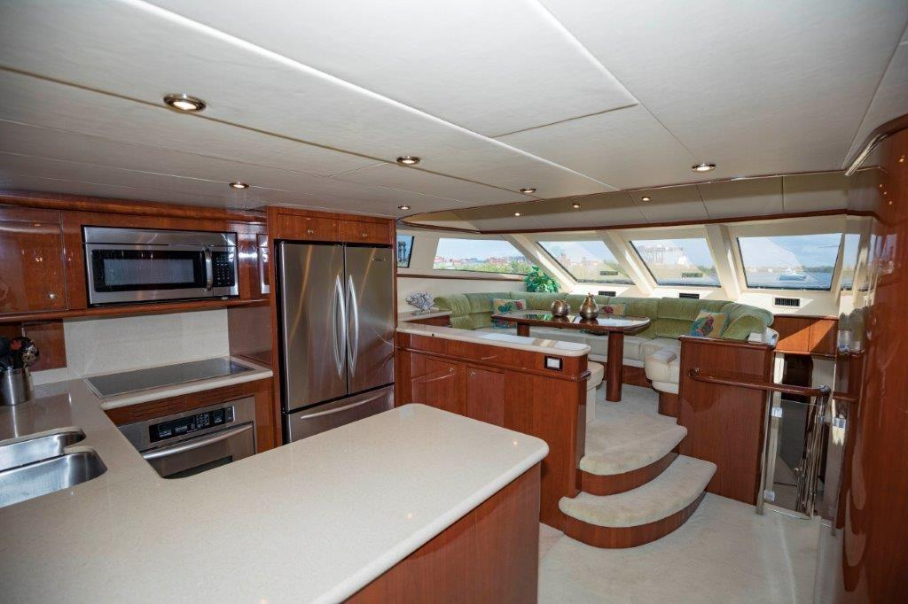 Galley and Dinette