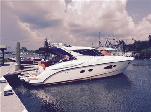 2011 Azimut Atlantis 40' Le Bon Vie - Profile