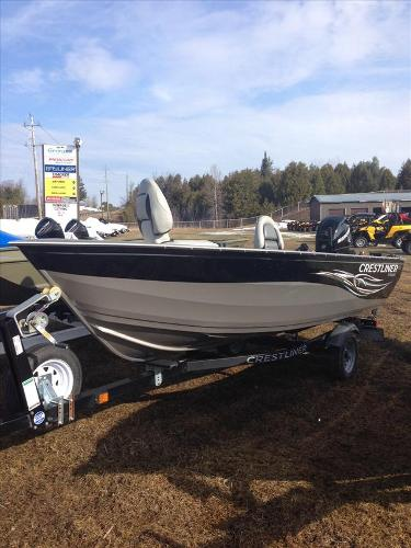 For Sale: 2011 Crestliner Kodiak 14 14.58ft<br/>Pride Marine - Eganville