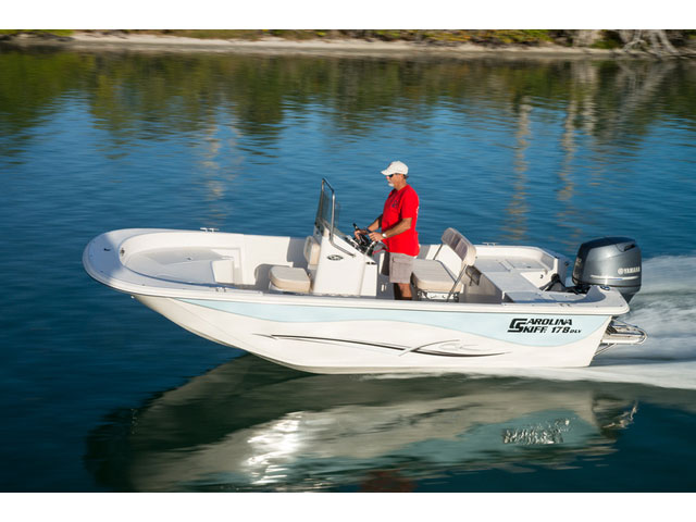 2016 CAROLINA SKIFF 178 for sale