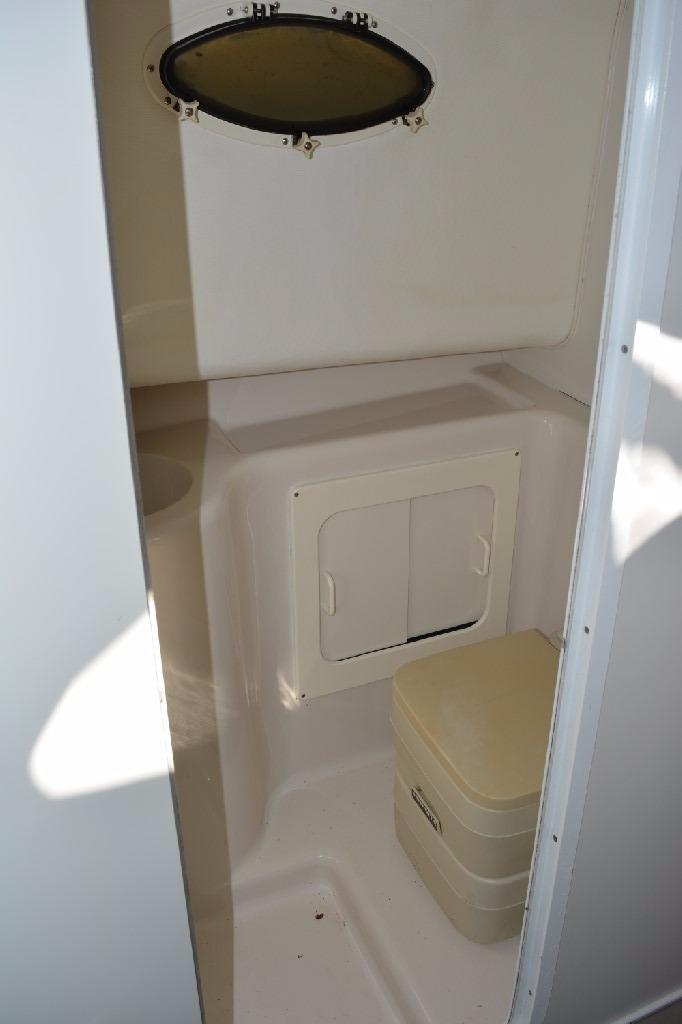 Pro Line 2950 Walk Around - Head Compartment