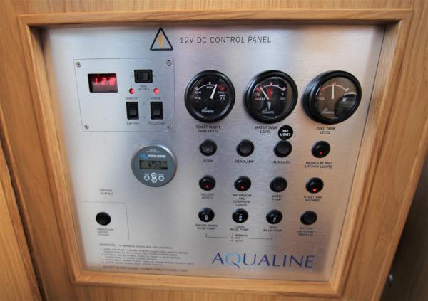 2017 Aqualine Madison 62