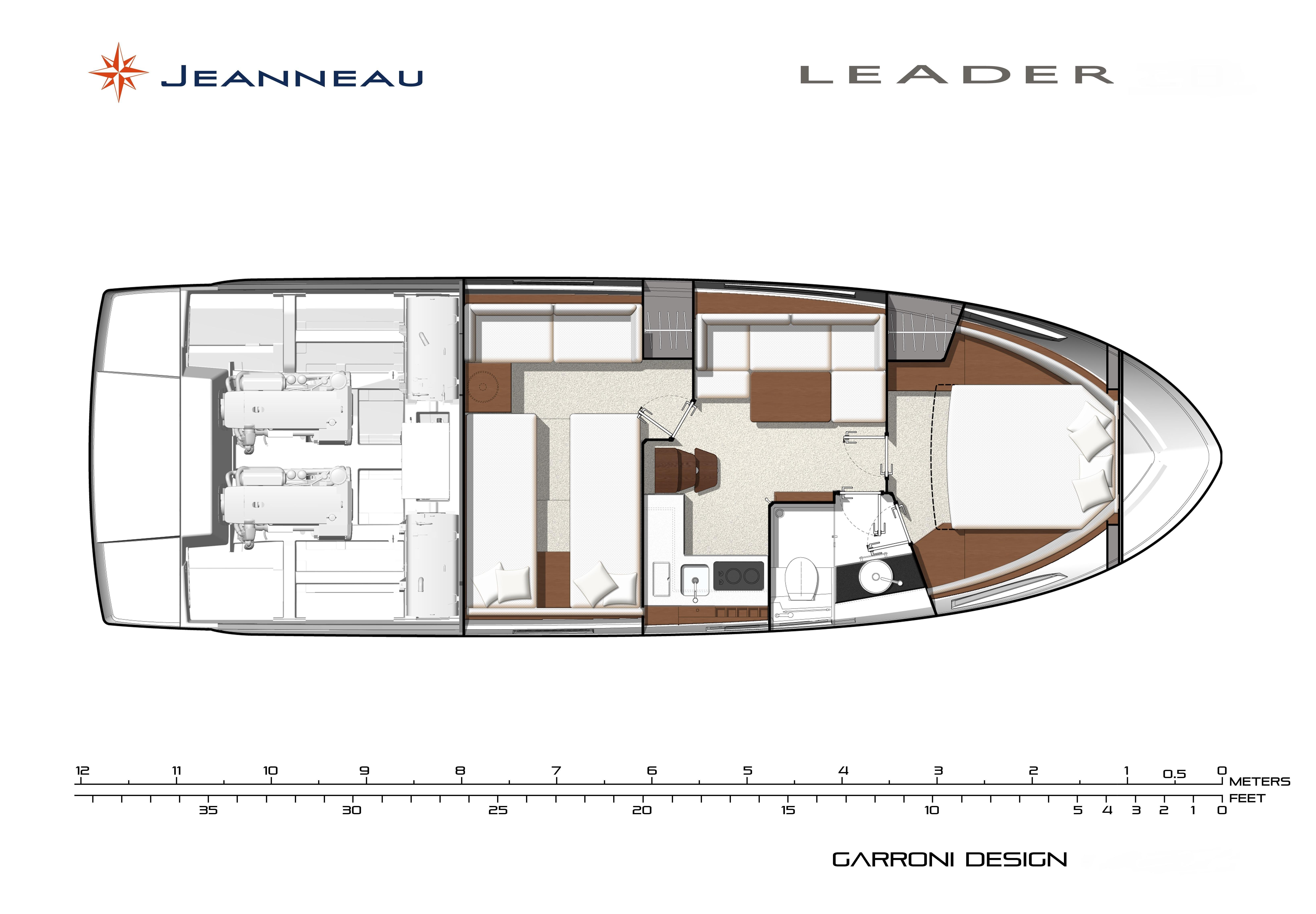 Jeanneau Leader 40