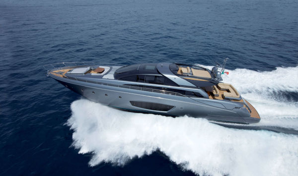 85.99 ft Riva 86′ DOMINO
