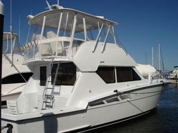 Starboard Aft Quarter