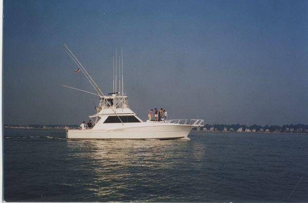 Viking Convertible Convertible Boats. Listing Number: M-948781 48' Viking ...