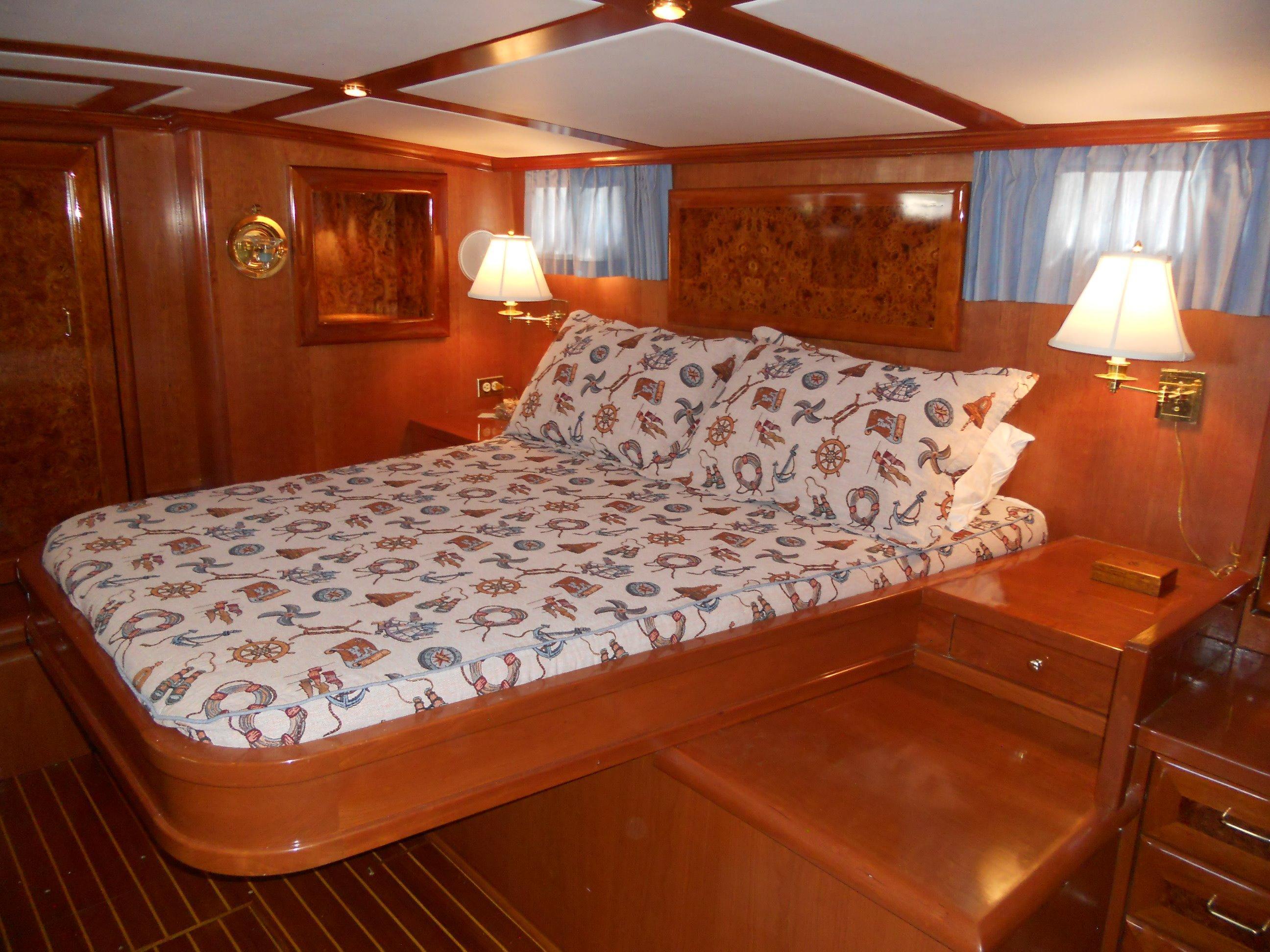 Custom berth