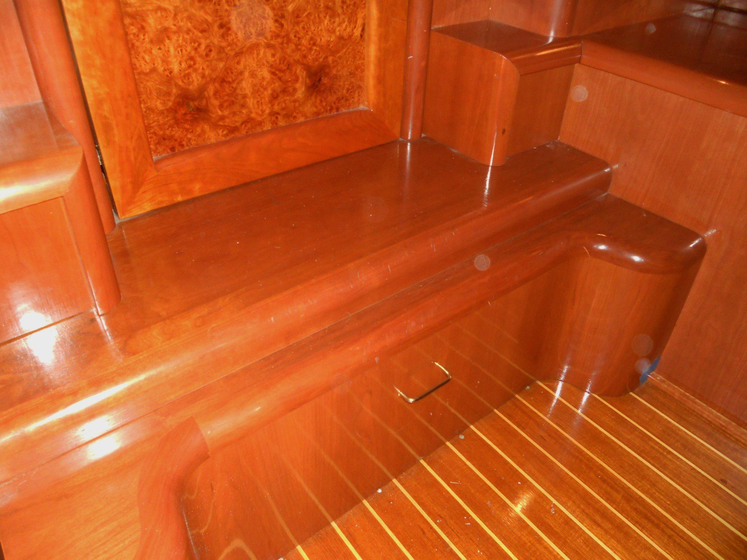 Unbelievable wood detail