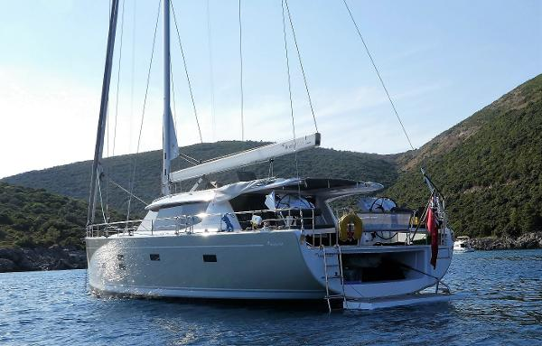 Moody 54 DS used boat for sale from Boat Sales International