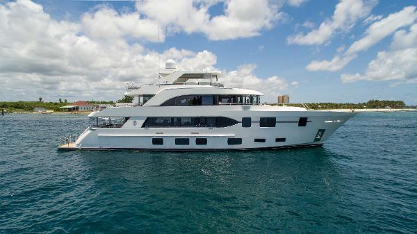 2017 120' Ocean Alexander Tri Deck Motor Yacht