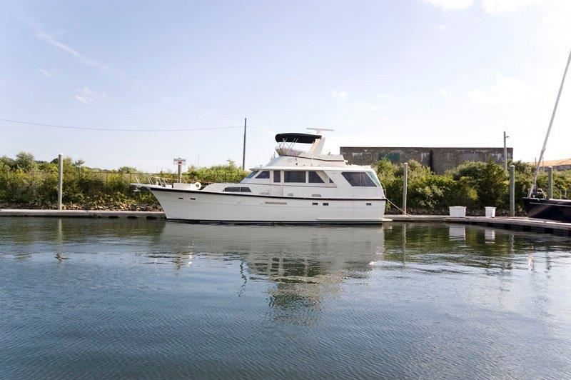 Used Hatteras Yachts For Sale In All Localizations Mls