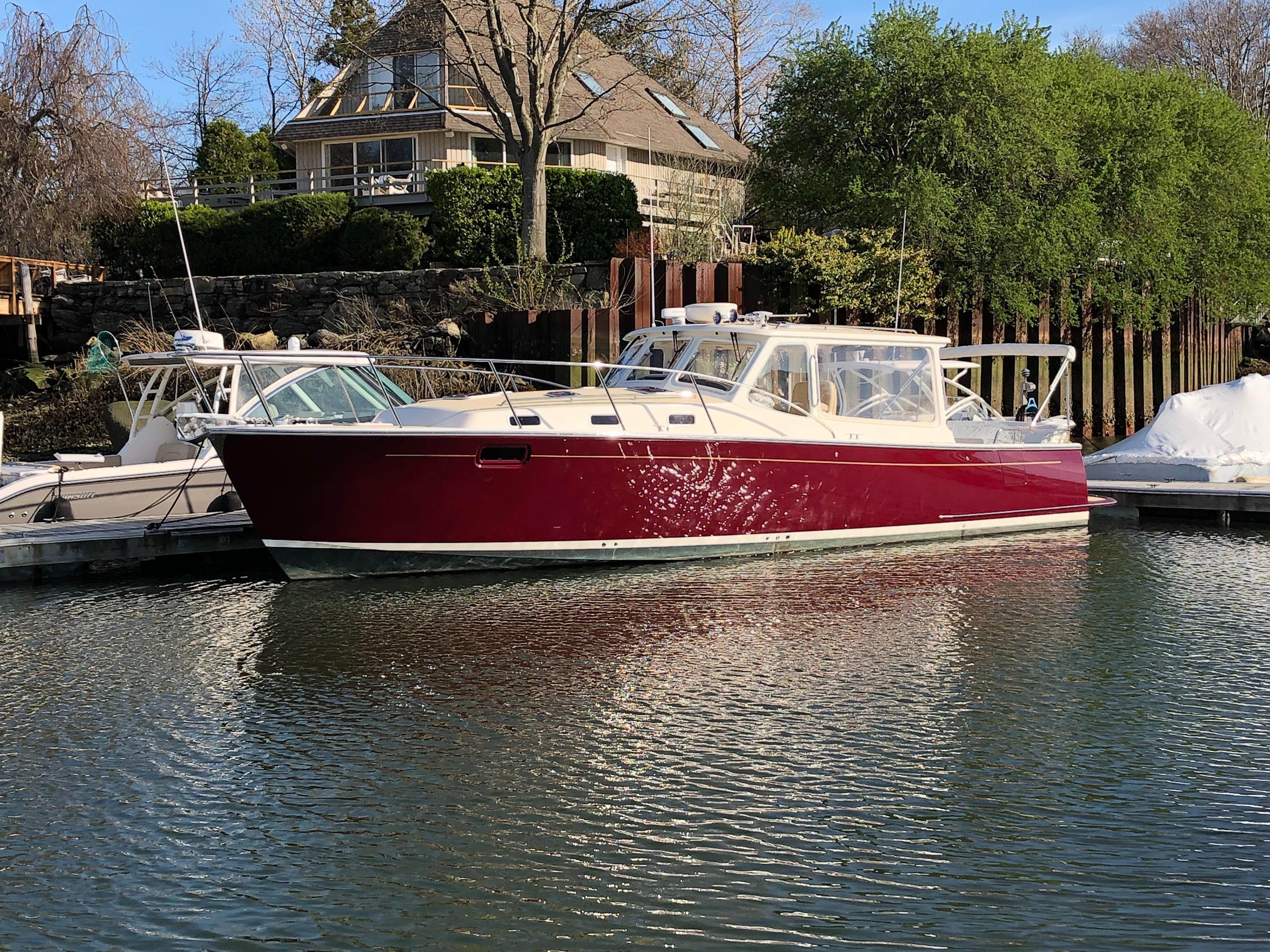 40' MJM Yachts 2014