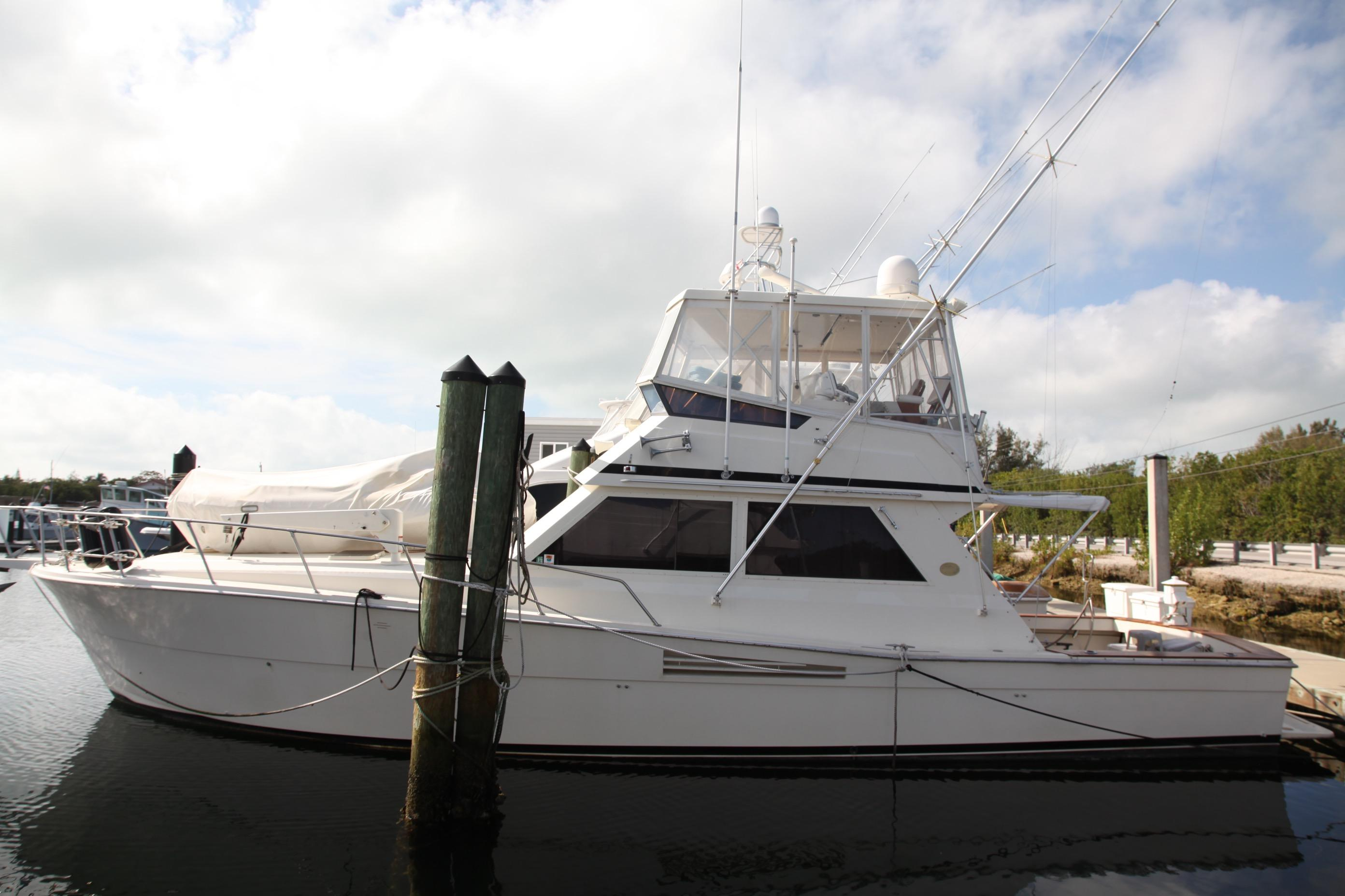 48 viking yachts 1988 for sale in key largo florida us for Ocean yachts 48 motor yacht for sale