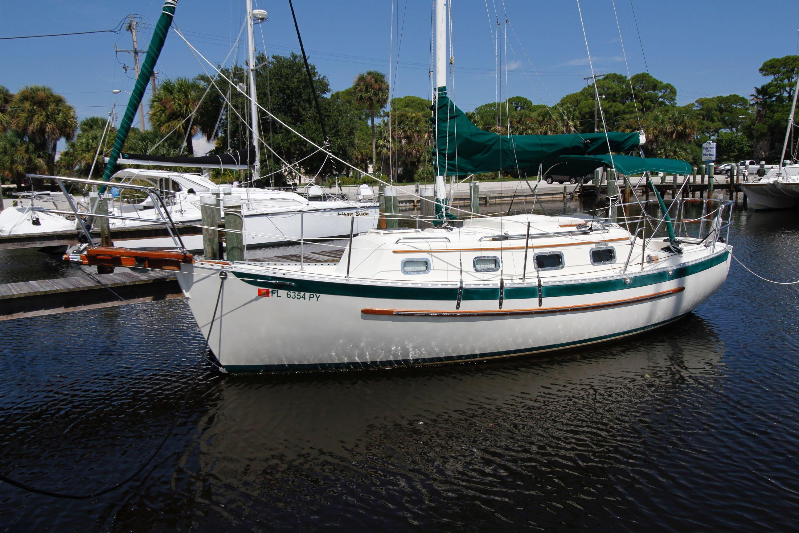 24' Pacific Seacraft 2002 Dana 24