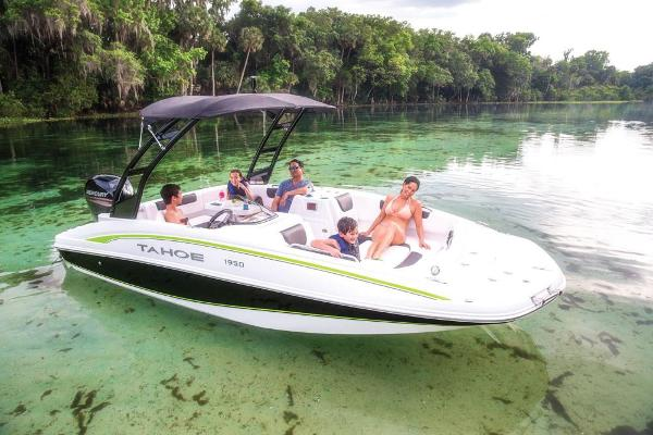 2017 Tahoe boat for sale, model of the boat is 1950 & Image # 2 of 40