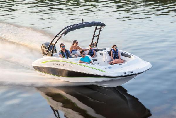 2017 Tahoe boat for sale, model of the boat is 1950 & Image # 4 of 40
