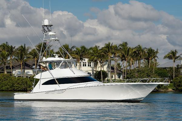 2015 66' Viking Convertible w/2017 CAT C32A engines & Seakeeper