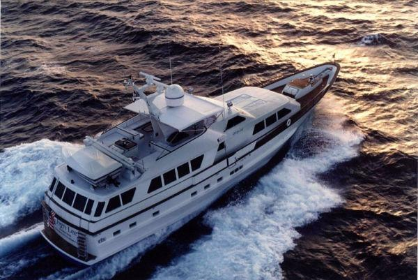 Picture Of:  92' Ortona Navi rph 1989Yacht For Sale | 1 of 7