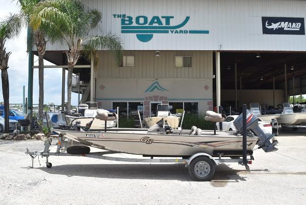 2004 G3 BOATS EAGLE 175 for sale
