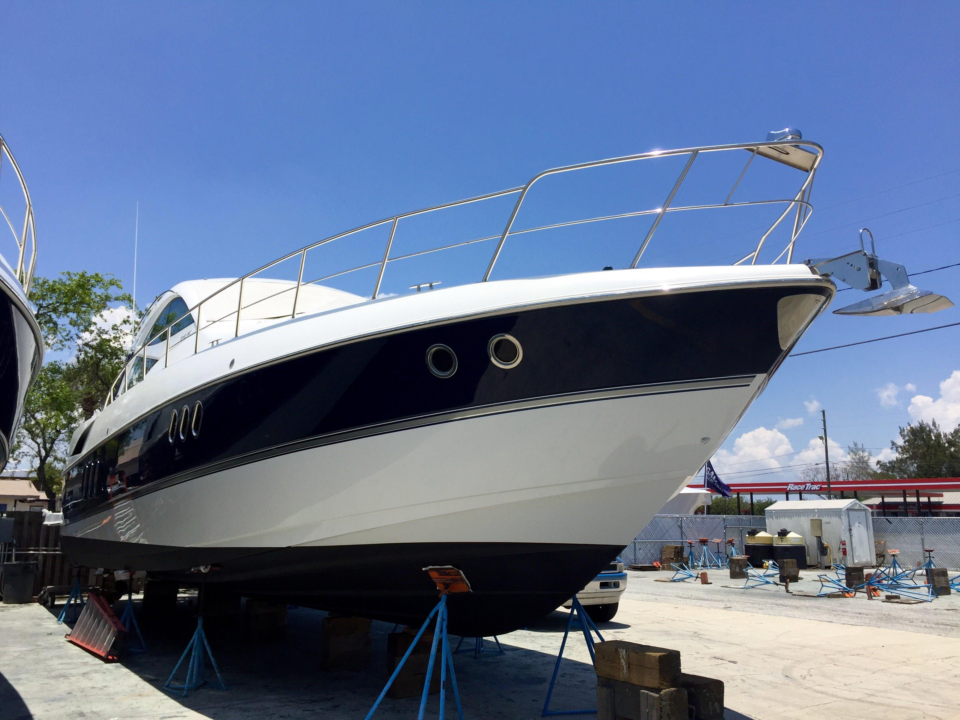 Starboard Hull- June 2016