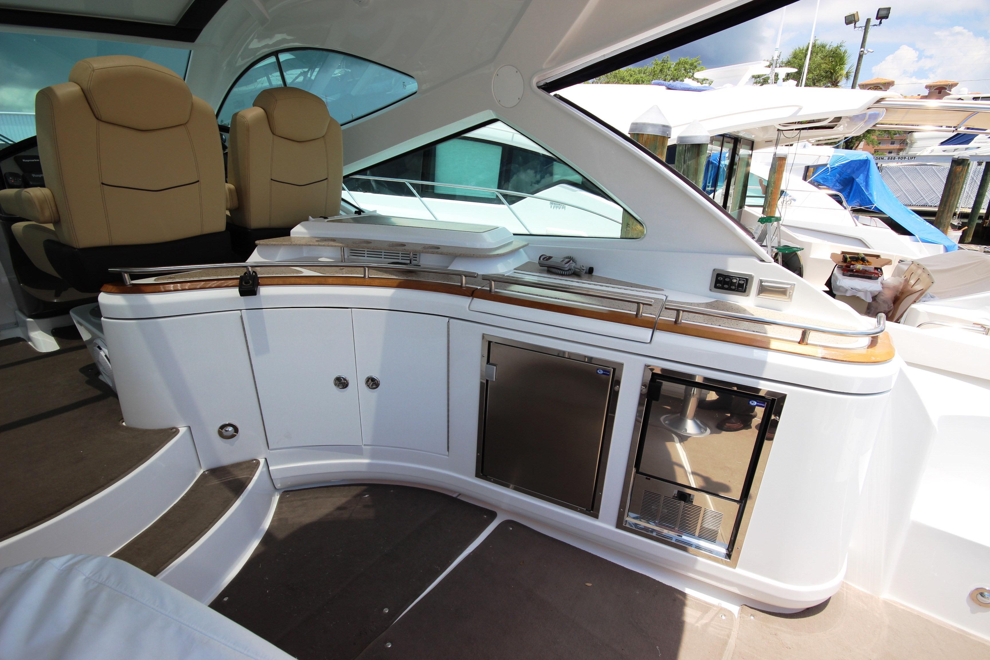 Starboard Cockpit