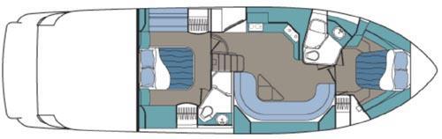 540 Cruisers Cabin Layout