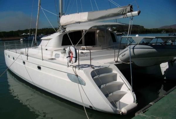 Fountaine Pajot Venezia 42 - 1996. Price: AUD $295000 Tax Paid Boat Ref: ...