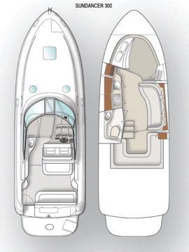Sea Ray 300 Sundancer - Manufacturer Provided Image