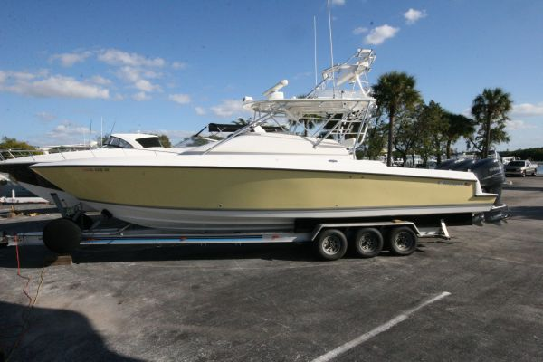 Contender 36 Fish Around Sports Fishing Boats. Listing Number: M-3818851