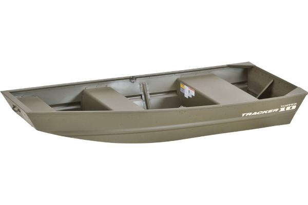2017 Tracker Boats Topper 1036 Riveted Jon