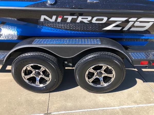 2021 Nitro boat for sale, model of the boat is Z19 & Image # 14 of 25