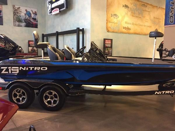 2021 Nitro boat for sale, model of the boat is Z19 & Image # 18 of 25