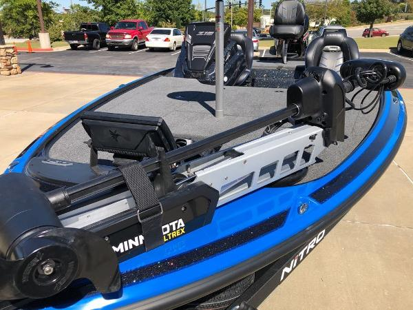 2021 Nitro boat for sale, model of the boat is Z19 & Image # 19 of 25