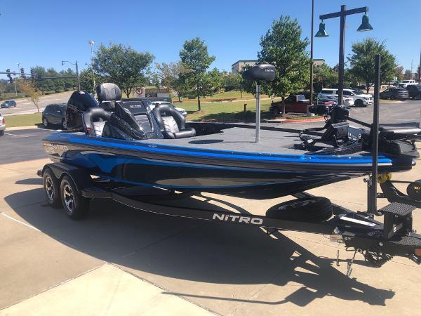 2021 Nitro boat for sale, model of the boat is Z19 & Image # 21 of 25